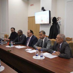 «وكيل وزارة المواصلات» يجري اجتماعات على هامش زيارته إلى «موسكو»