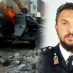 «قوة الردع الخاصة» تنعى الملازم أول «نمير الجمل» الذي قتل خلال اقتحام منطقة «الغرارات»