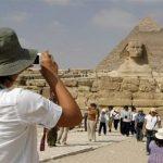 ارتِفَاع إيرَادات قِطاع السِياحة في مِصر 212%