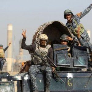 الجيش العراقي «يسيطر» بالكامل على كركوك