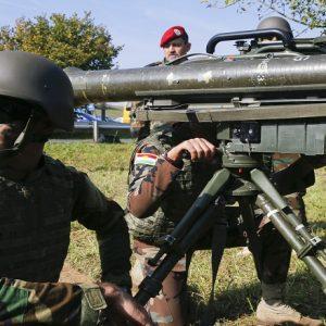 «ألمانيا» توقف تدريب قوات «البيشمركة» في شمال «العراق»