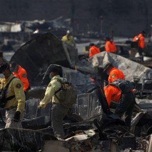 الحرائق تزداد في غابات «كاليفورنيا» و عدد القتلى يرتفع إلى مستوى قياسي