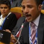 بالفيديو.... رئيس البرلمان الكويتي يشن هجومًا كلاميًا حادًا على الوفد الإسرائيلي