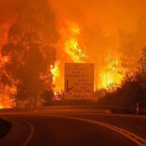 على خلفية الحرائق المندلعة في البلاد ...... وزيرة الداخلية البرتغالية تعلن الإستقالة