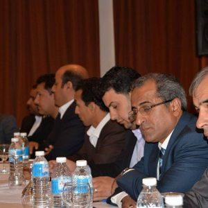 مشاركة «مركز طبرق الطبي» باجتماع لجنة الحكومة الليبية المؤقتة