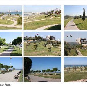 عميد طرابلس يتفقد الحدائق العامة «لمتابعة الأشغال القائمة بها»