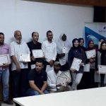 «الموارد البشرية» تمنح شهائد حضور للمشاركين في دورة «أسس مكافحة العدوى»