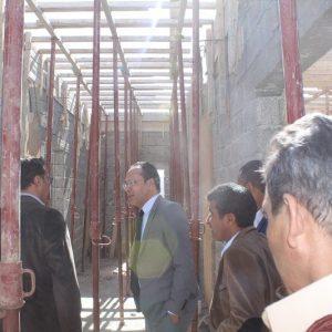 وكيل وزارة التعليم يتابع «استكمال المشاريع التعليمية المتوقفة» ببلدية العوينية