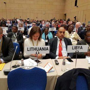 «الطاهر» يحضر المؤتمر الوزاري العالمي المعني بـ«السل» المنعقد في موسكو