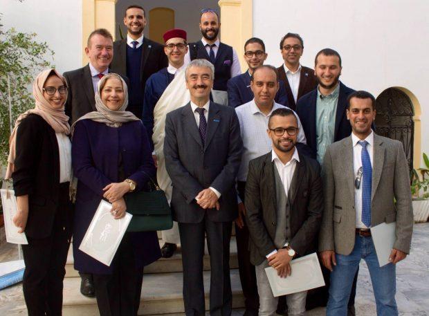 نتيجة بحث الصور عن الحكومة البريطانية تُكرّم «الطلاب الليبيين الموهُوبين»