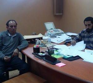 استكمال أعمال صيانة «مدارس وادي الشاطئ» بالجنوب الليبي