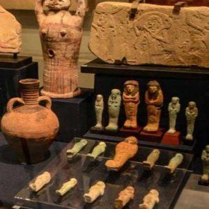 لأول مرة..مصر تعرض مجموعة من الكنوز الأثرية