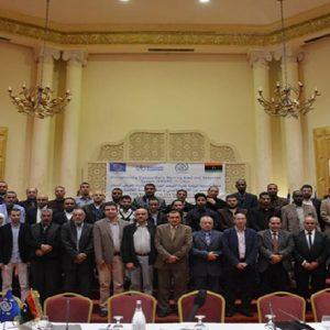 دورة تدريبية لزيادة قدرة الترصد الوبائي والتنبيه المبكر للأمراض المعدية فى ليبيا