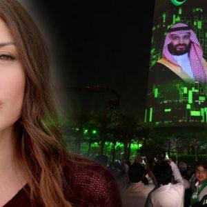 اللبنانية «طوجي» تُحيي حفلاً غنائياً في السعودية