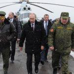 «بوتين» يرفع عدد أفراد القوات المسلحة إلى قرابة المليونين