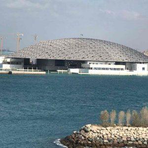 يُعد الفرعَ الوحيدَ للمُتحفِ الفرنسي.. افتتاحُ مُتحفِ اللُّوفر أبوظبي