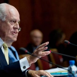 انطلاق مفاوضات جنيف بين النظام السوري و المعارضة