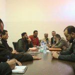 اجتماع مُوسع بمركز طبرق الطبي «لمتابعة سير العمل الإداري والطبي بالمركز»
