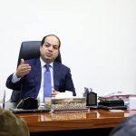 النائب «معيتيق» يلتقي رئيس النقابة العامة للمراقبين الجويين