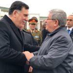 «رئيس المجلس الرئاسي» يصل إلى أرض الوطن بعد زيارته للجزائر