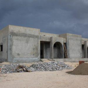 استئناف أعمال صيانة واستكمال مستوصف «رومايا» بزليتن
