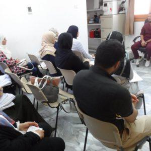 حامد: البرامج التدريبية التي سيتم تنفيذها خلال سنة 2018 «ستشهد تطوراً ملحوظاً»