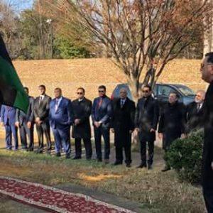 «السرّاج» يفتتح المقر الجديد للسفارة الليبية في واشنطن