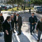 وكيل وزارة الصحة يتفقد المؤوسسات الصحية بمدينة صبراتة