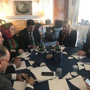 «موغيريني» تدعو إلى دعم ليبيا على الأصعدة الاقتصادية والخدمية
