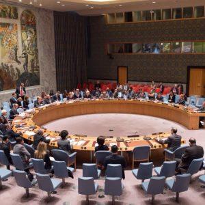 «مجلس الأمن» يُدين ما أسماه «الإتجار بالمهاجرين الأفارقة في ليبيا»
