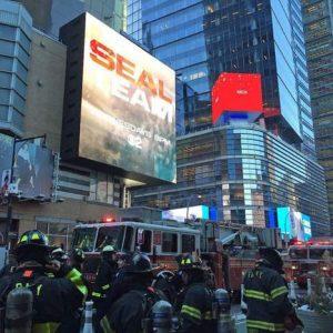 شرطة «نيويورك» تقول إن انفجار «مانهاتن» عملية إرهابية فاشلة