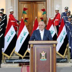 بغداد تُقيم عرضًا عسكريًا احتفالاً بالنصر على تنظيم الدولة