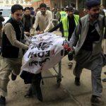 قتلى في هجوم انتحاري على كنيسة في باكستان