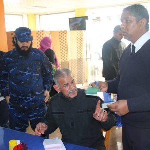 حملة تفتيش واسعة داخل نطاق طرابلس