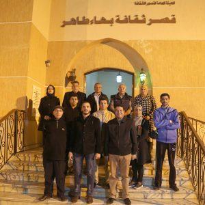 افتتاح أسبوع «الثقافة الليبي» ضمن فعاليات الأقصر عاصمة الثقافة العربية