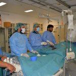 إجراء عمليتين «قسطرة» بمركز طبرق الطبي بعد توقف طويل