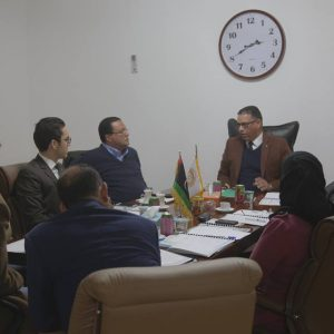 «نجم» يلتقي مجلس إدارة المنطقة الحرة المريسة