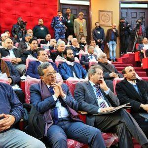 افتتاح «الملتقى الأول لبلديات ليبيا» بمدينة شحات
