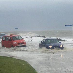 ظلام يُخيّم على نيوزيلندا بسبب «عاصفة»