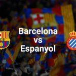 برشلونة يُهزم للمرة الأولى هذا الموسم أمام مضيفه إسبانيول في ميدان كورنيا