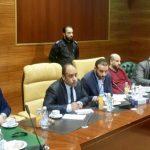 وزير الصحة يترأس اجتماع موسع؛ بحضور مدراء المستشفيات الواقعة في «المنطقة الجنوبية»