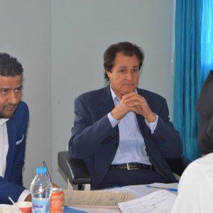 انطلاق امتحانات الجراحة العامة بكلية الطب البشرى جامعة طبرق