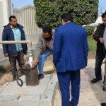 إنهاء أزمة نقص المياه «نهائياً» بمركز طبرق الطبي