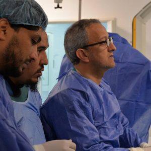 المزيد من عمليات «القسطرة» بمركز طبرق الطبي