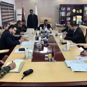 لجنة إعادة الاستقرار لمدينة بنغازي تعقد اجتماعها الأول بحضور «الثني»