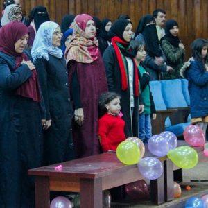 بلدي مصراتة يُقيم احتفالية خاصة بالعائلات بمناسبة ذكرى «فبراير»