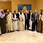 توقيع اتفاق للمصالحة بين قبيلتي «التبو» و«الزوي» بمنطقة الكفرة