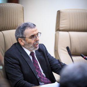 صنع الله: عواقب وخيمة تهدّد مستوى إنتاج النفط في حال استمرار المشاكل المالية