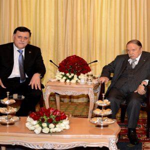 في ذكرى تأسيس الإتحاد المغاربي... «السراج» يتلقى برقية تهنئة من الرئيس الجزائري