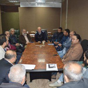 مديرية أمن طرابلس تعلن استعدادها لتأمين مباراة الأهلي طرابلس والمدينة